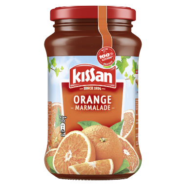 KISSAN Jam Orange Marmalade 500 g