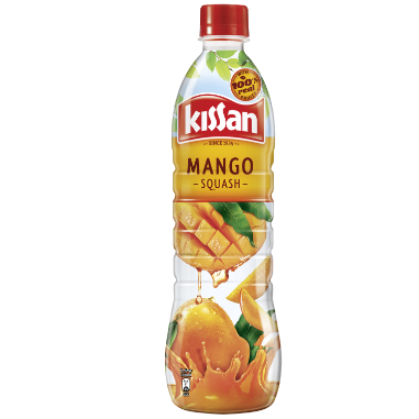 Kissan Juicy Mango Squash